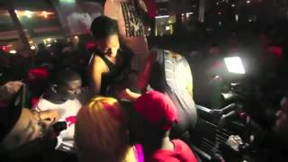 The Ratchets Got Naked For Travis Porter $500 Ass Shaking Contest
