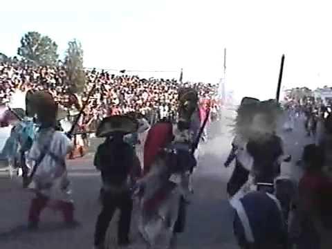 carnaval de huejotzingo guerras