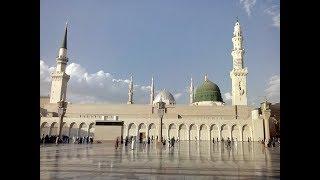رائع جدااا جولة داخل الحرم النبوي الشريف