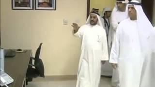 صاحب السمو الشيخ سعود بن صقر القاسمي يفتتح المبنى الجديد لدائرة الجمارك