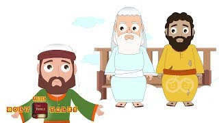 The Rich Man And Lazarus I New Testament Stories I Animated Children