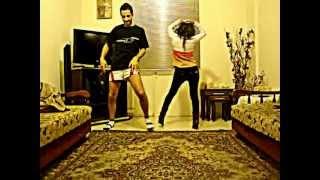 Funny Homemade dance - dance again JLo