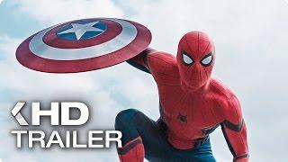 CAPTAIN AMERICA 3: Civil War Trailer 2 (2016)