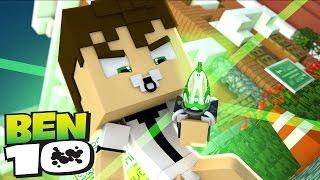Minecraft: WHO'S YOUR FAMILY? - O BEBÊ BEN 10 SE TRANSFORMOU NO ULTRA-T