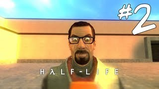 Meth Plays: Half-Life 1 - #2: Fucking Fraps