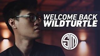 Welcome Back Wildturtle