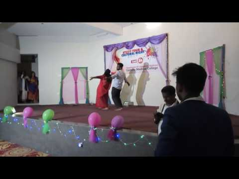 couple dance(study tour,2017)comilla medical college
