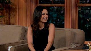 Mila Kunis Opens Up About Daughter Wyatt