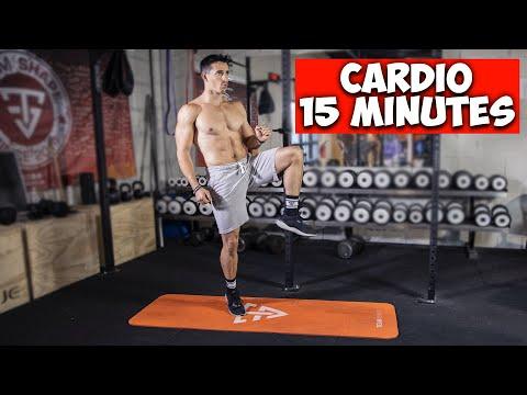 15 minutes de cardio pour éliminer la graisse de tout le corps