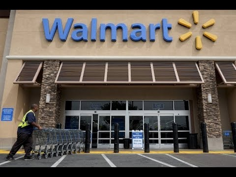 Walmart says website pricing error was tech glitch, not hack