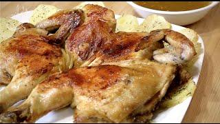 دجاج كلباسطي / كولباستي - المطبخ العراقي Chicken Kolbasti