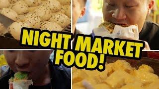 10 BEST NIGHT MARKET FOODS