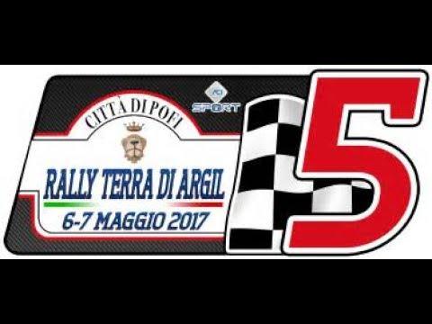 5° Rally Terra Di Argil POFI CITY P.S.1