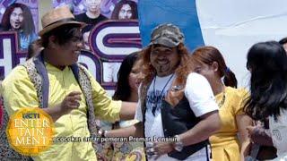 Uji Kecocokan Pemeran Preman Pensiun [Dahsyat] [19 09 2015]
