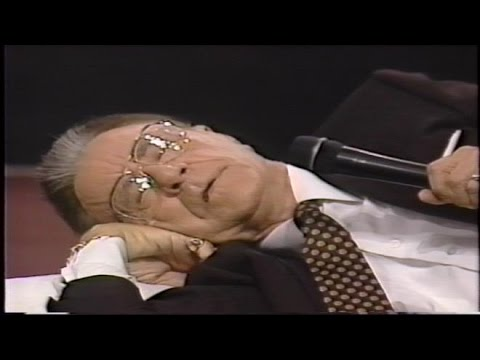 Camp Meeting 1994 Sunday AM Part 2 Dr Oral Roberts