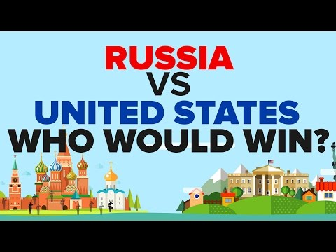 watch Russia vs The United States - Who Would Win - Military Comparison