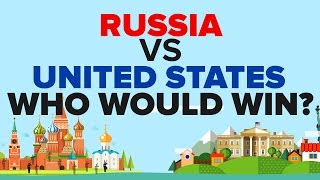 Russia vs The United States - Who Would Win - Military Comparison