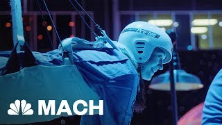 Space Camp Lets You Become An Astronaut Without Leaving The Planet | Mach | NBC News