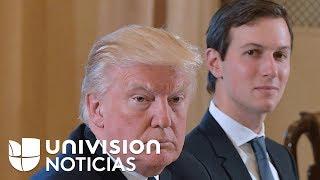 Trump busca cambios en la Casa Blanca para enfrentar crisis de las cuestionadas relaciones con Rusia