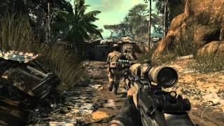 Call of Duty 8 Modern Warfare 3 - Acto 1 Mision 6 Regreso a la parrilla - Español HD