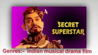 Aamir Khan New Upcoming Movie Secret Superstar 2017|Actor Casts age