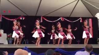 Hmong Sea Games 2016 - Yeej Huam Dance Academy (Little Girls)