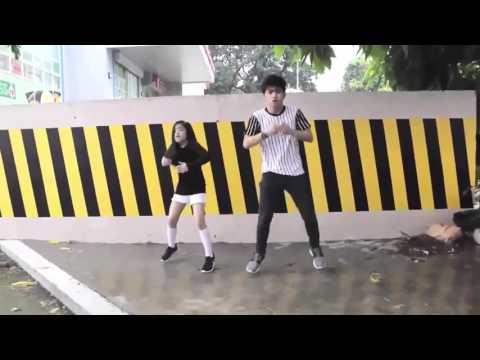 Niana and Ranz Kyle dance mix