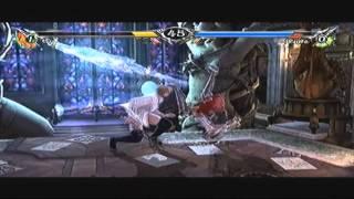 Soul Calibur 5 Bible Black Reika Kitami vs Kurumi Imari