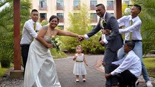 Wedding of Wietje & Irvine in Suriname (part 2)