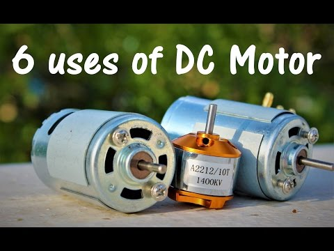 Xxx Mp4 6 Useful Things From DC Motor DIY Electronic Hobby 3gp Sex