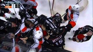 Gotta See It: Flyers clog up the penalty box