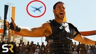 10 Biggest Movie Mistakes You Missed