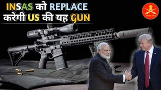SiG 716 Rifle To Replace Indian Army's INSAS Rifle - Why India Should Buy US SiG Sauer 716 Rifle?