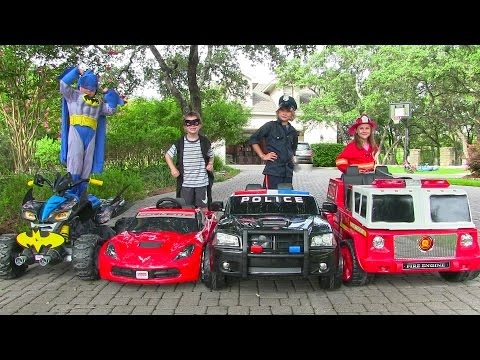 Xxx Mp4 Little Heroes 4 The Stealer The Fire Engine And The Batmobile 3gp Sex