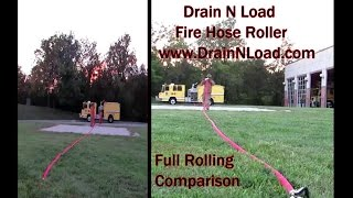 Drain N Load Fire Hose Roller - Full Comparison