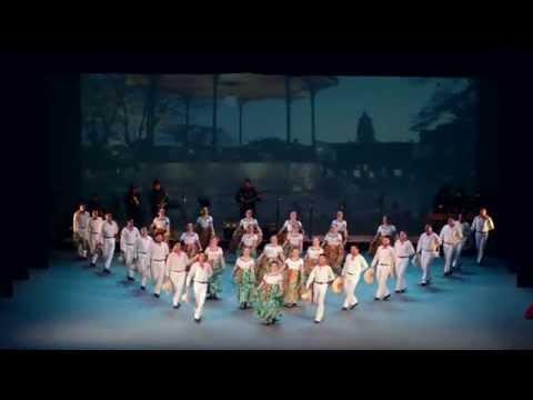 Tabasco Compañía Titular de Danza Folklórica de la UANL