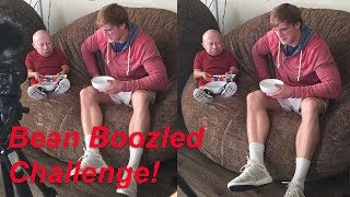 Bean Boozled Challenge with Logan Paul! | Verne Troyer