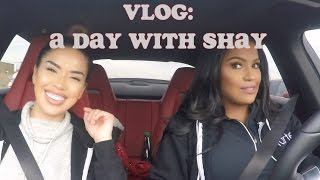 VLOG: A Day with Shay | MakeupShayla