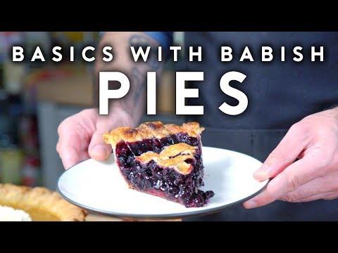Pies Basics with Babish