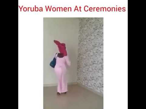 Its funny how Nigerian women behave at parties (igbo, yoruba and hausa)