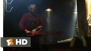 Texas Chainsaw (4/10) Movie CLIP - A Grave Problem (2013) HD