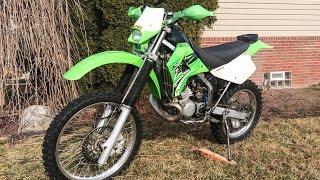 2004 KDX 220R