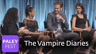 The Vampire Diaries - The Cast Discusses the Originals