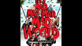 Its A Mad Mad Mad Mad World 1963 Comedy Movie Commentary