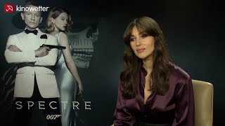 Interview Monica Bellucci SPECTRE - 007