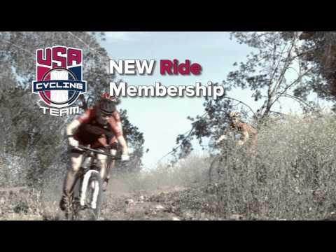 NEW Ride Membership