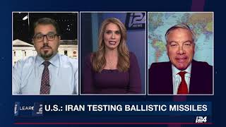Behnam Ben Taleblu on Iranian missile tests with i24