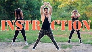 Jax Jones #Instruction | The Fitness Marshall | Cardio Concert | DanceOn