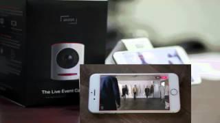 Movi - The Live Event Camera
