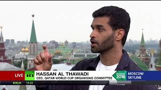 'What we saw in Russia made us more excited' - Qatar 2022 secretary general